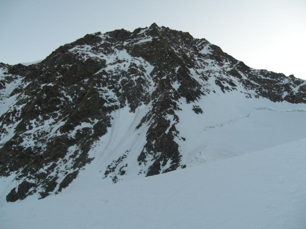 La Dufour e la cresta Rey