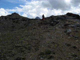 Ultimi metri al Vallonet, sbuca la Tersiva