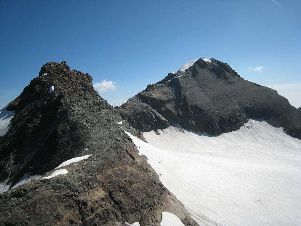 Cresta Piccola Ciamarella e Ciamarella