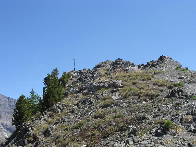 Corbioun (Monte) da Bousson 2009-08-17