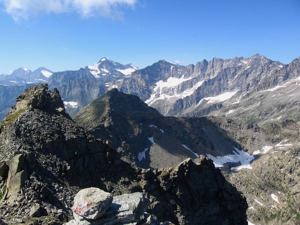 Panorama verso le Valli di Lanzo