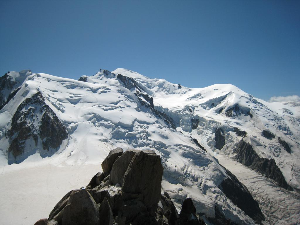Tacul,Maudit e Monte Bianco