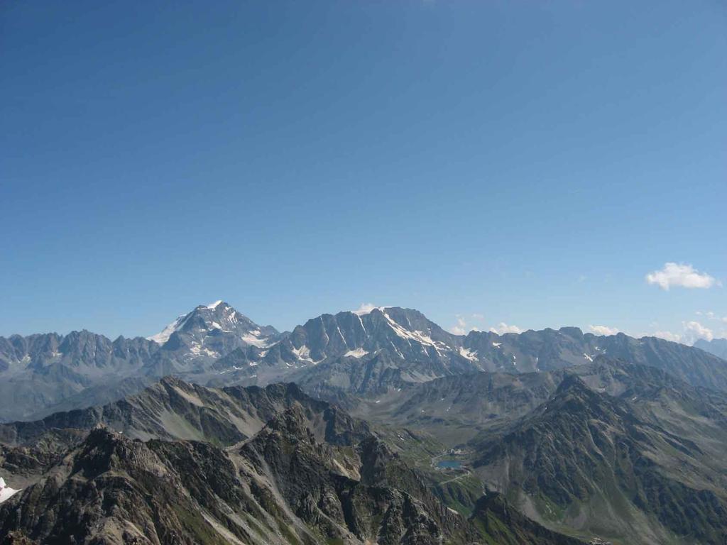 Mont Velan e Gran Combin