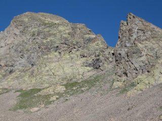 Il corborant come appare da poco sopra il Lago lausfer Superiore