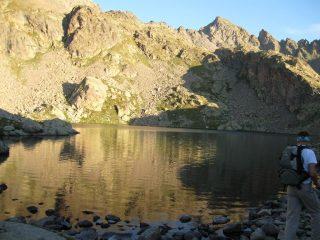 Lago Lausfer Inferiore