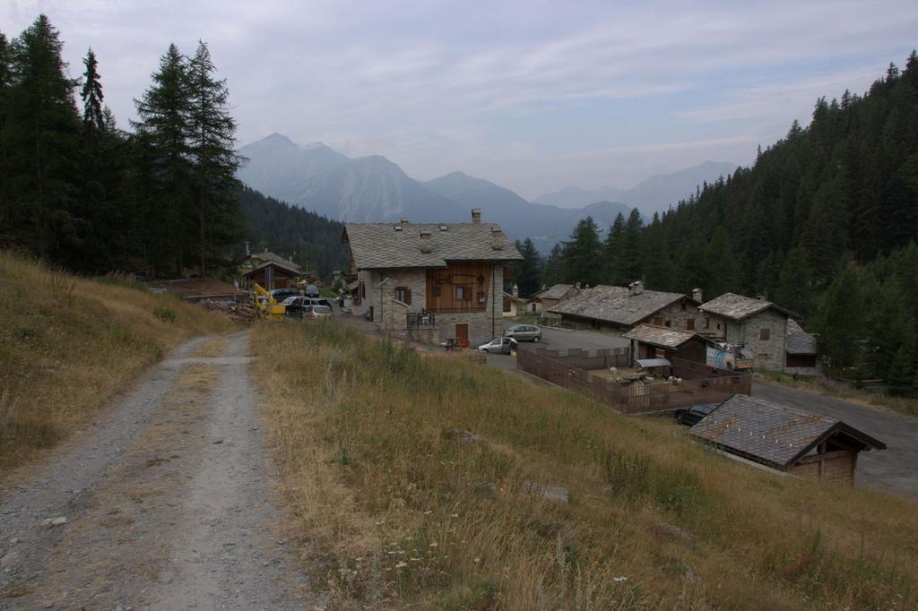 Planaval, il punto di partenza per questa bella gita (22-8-2009)