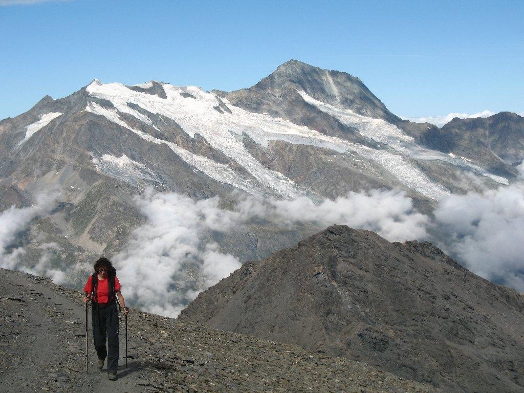Dome de la Sache e Mont Pourri