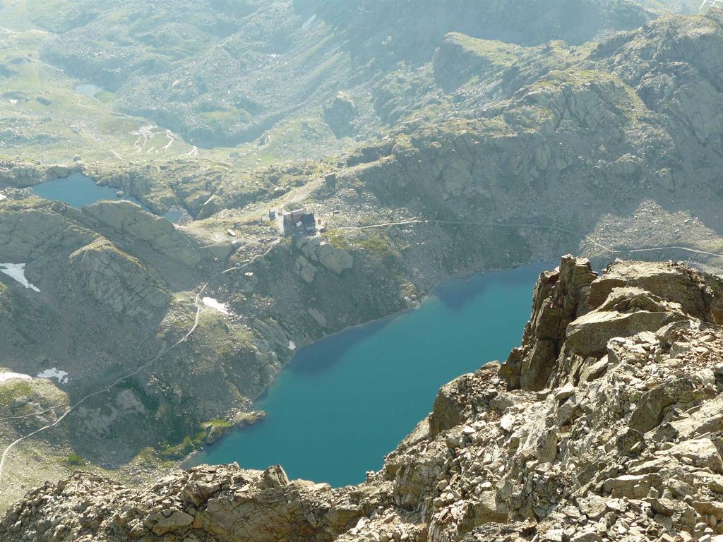 Lago Grande di Viso & Quintino visti dalla Est