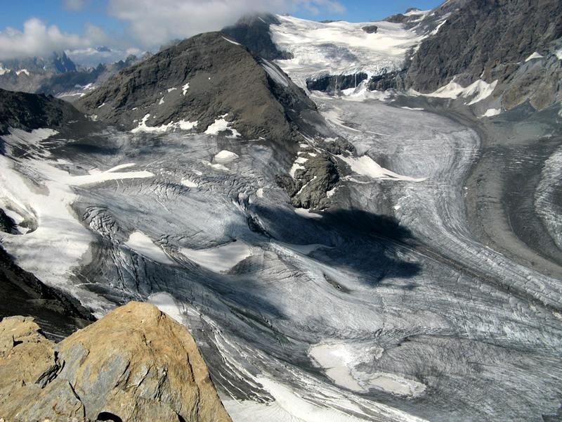 Nudo ghiacciaio di Durand
