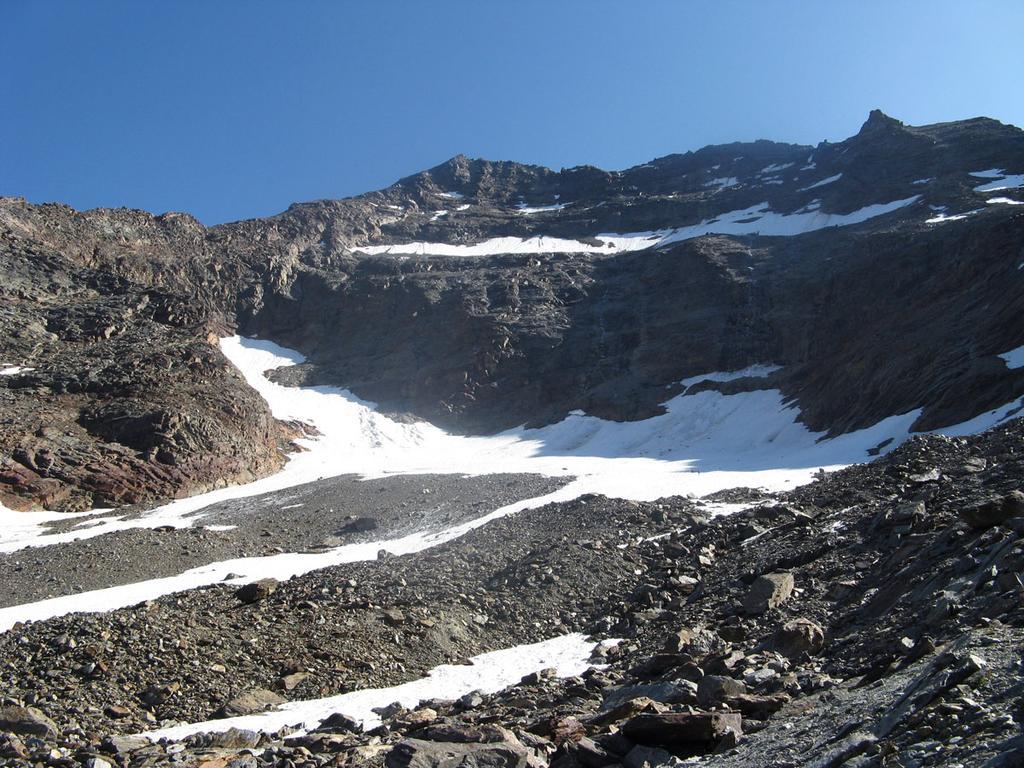 Lagginhorn e Laggingletscher