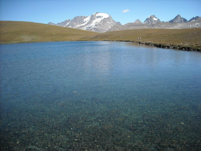 Il lago Rosset
