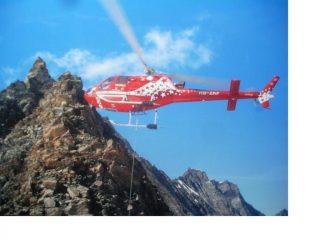 Approvvigionamenti...con elicottero