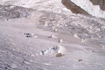Secondo ghiacciaio