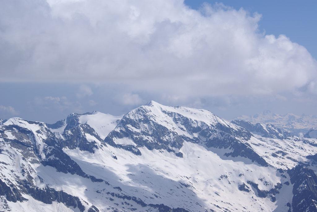 Perdiguero (Pico) Traversata dal Rif. Estos al vallone di Remune 2008-10-16