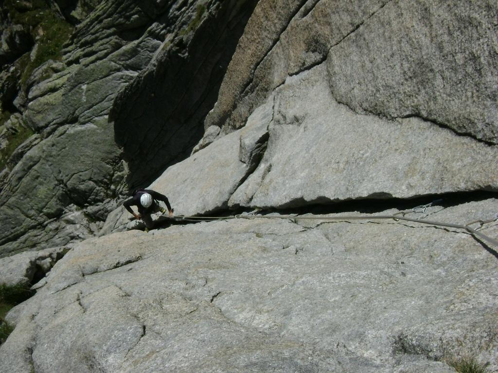 Salbitschijen - Zwillingsturm Jimmy 2009-08-31