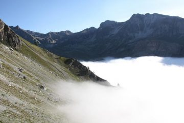 sopra le nebbie