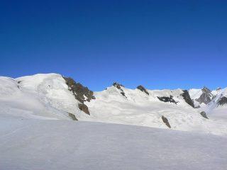 catena dei Breithorn