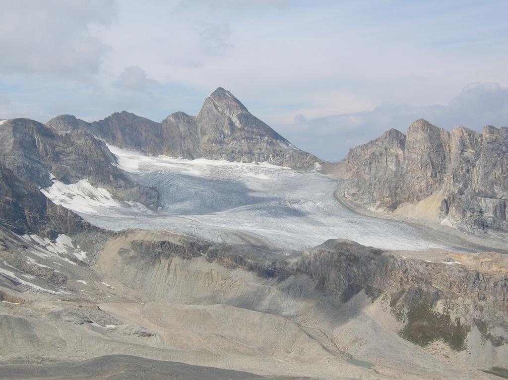 Ghiacciaio della Val di Rhèmes