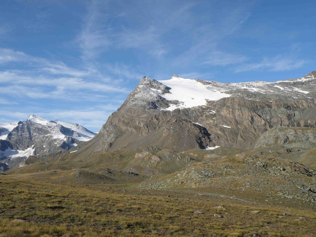 La Basei e il suo ghiacciaio