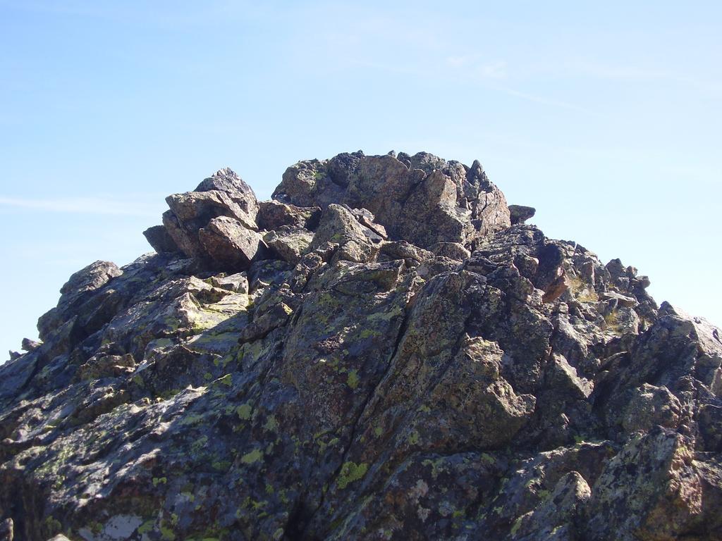 Sulla cresta  del M.Belplà