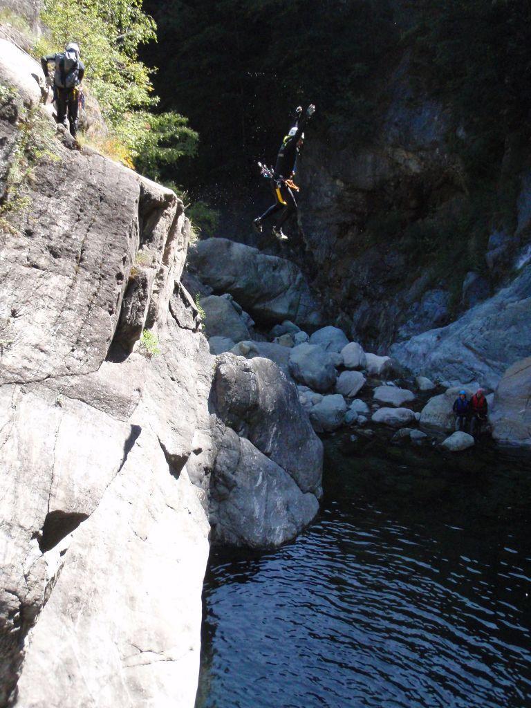 salto da 12 mt