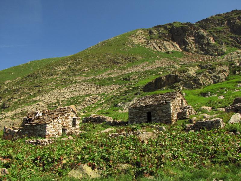 Prafourà (Punta di) e Monte Cavallo da Fraschietto per il Vallone di Verdassa 2009-09-05