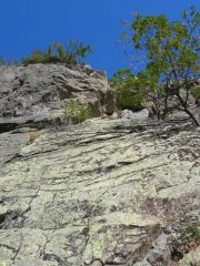 Placca iniziale e muro di L3