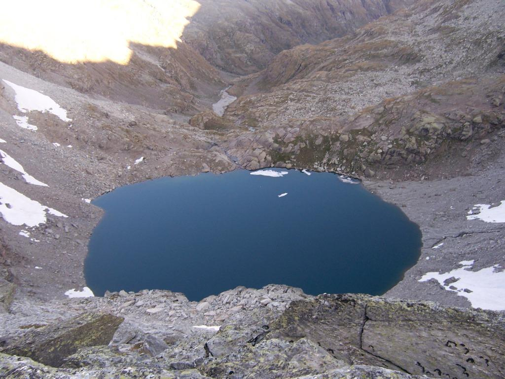 Lac du Fond d'Ambin