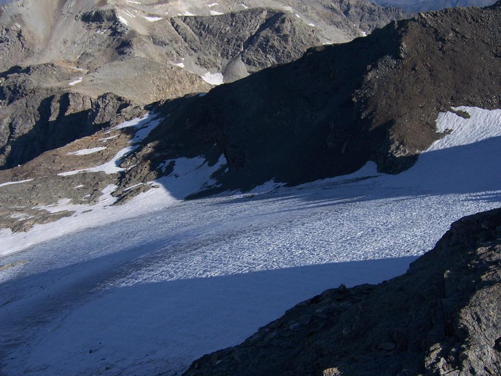 ghiacciaio del niblè