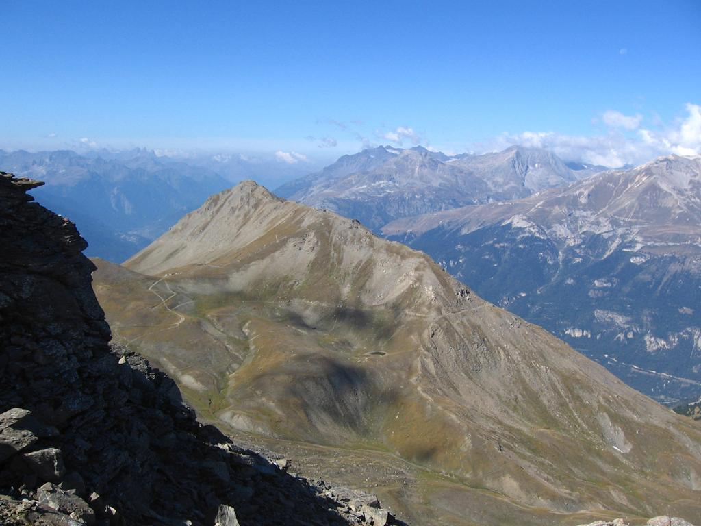 Panorama sul Mont Froid