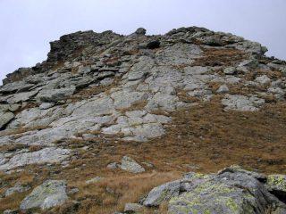Cresta di salita alla Tête de Barasson