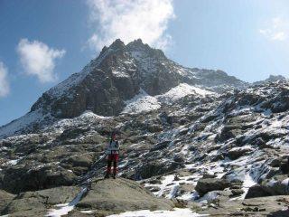 La neve dei 2700m