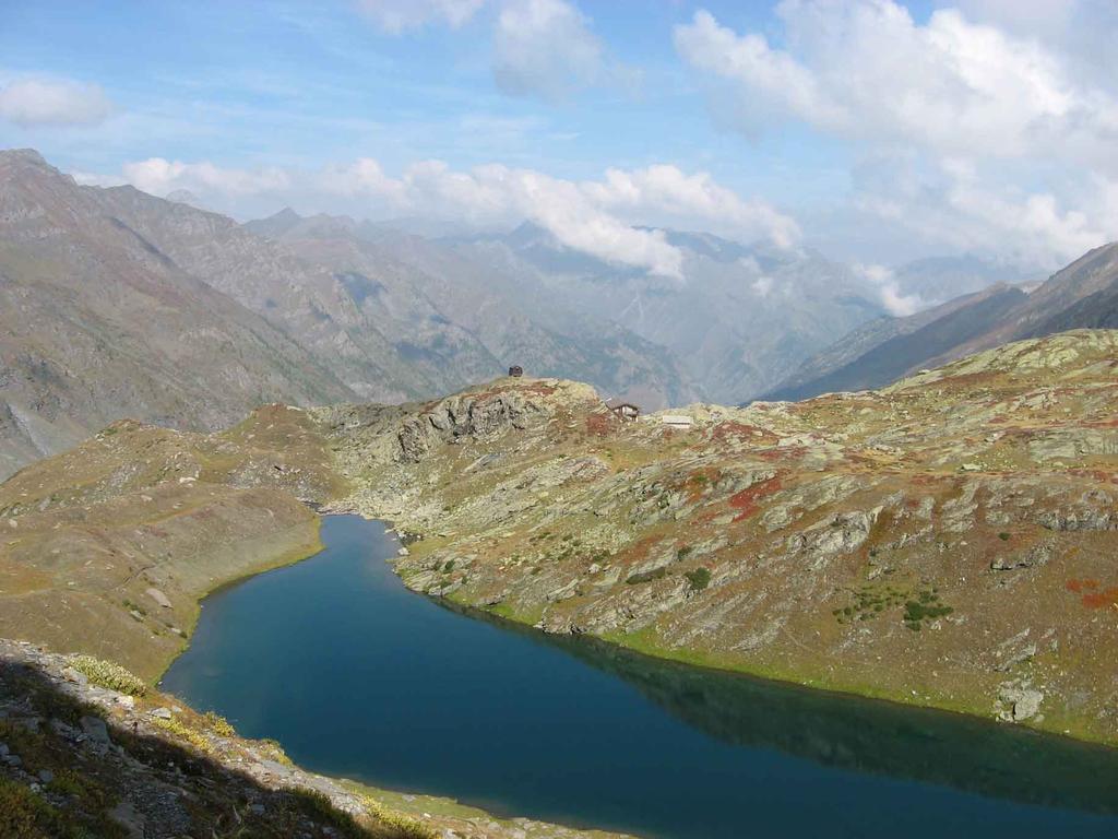 Il lago del rif.Granero