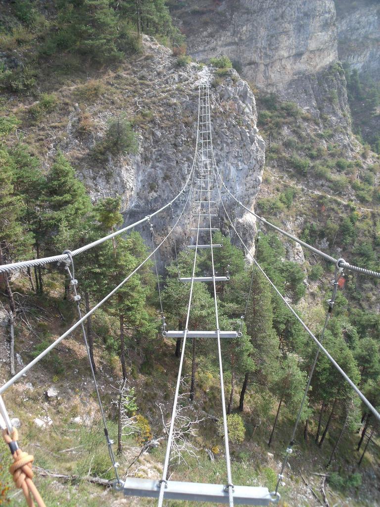 il temibile ponte