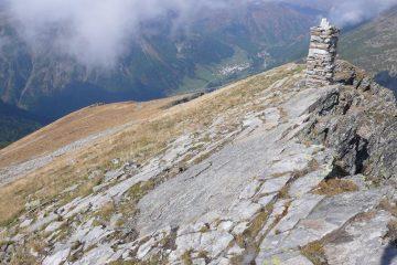 Dalla cima Simplon dorf