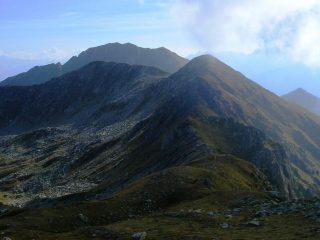 Rolla - Canale - Arcoglio visti dai pressi del Sasso Bianco