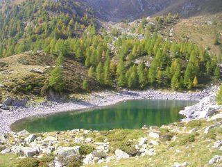 Il lago di Colina