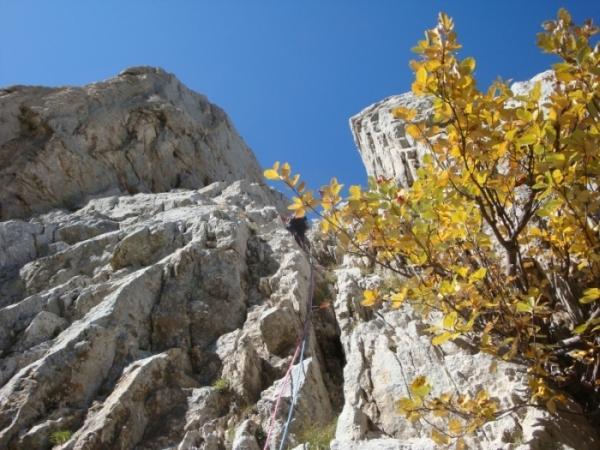 Intermèsoli(Pizzo di) - 2° Pilastro Via Marsilii-Gizzoni 2009-10-04
