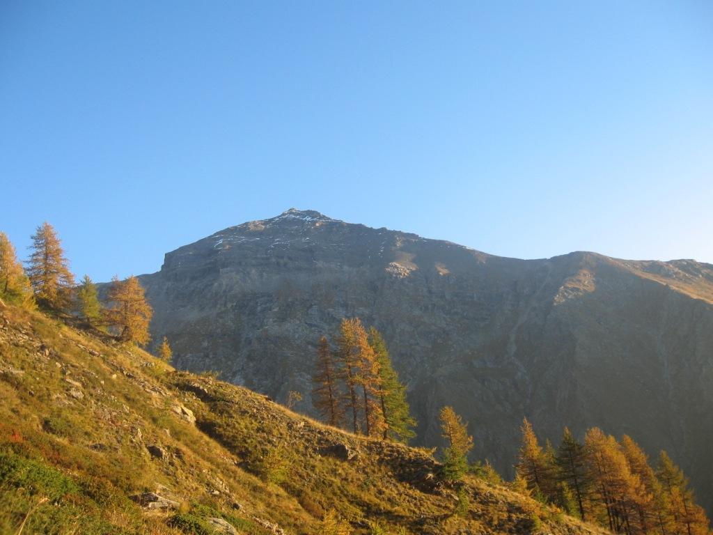 Mt.Nible salendo al pian delle Monache