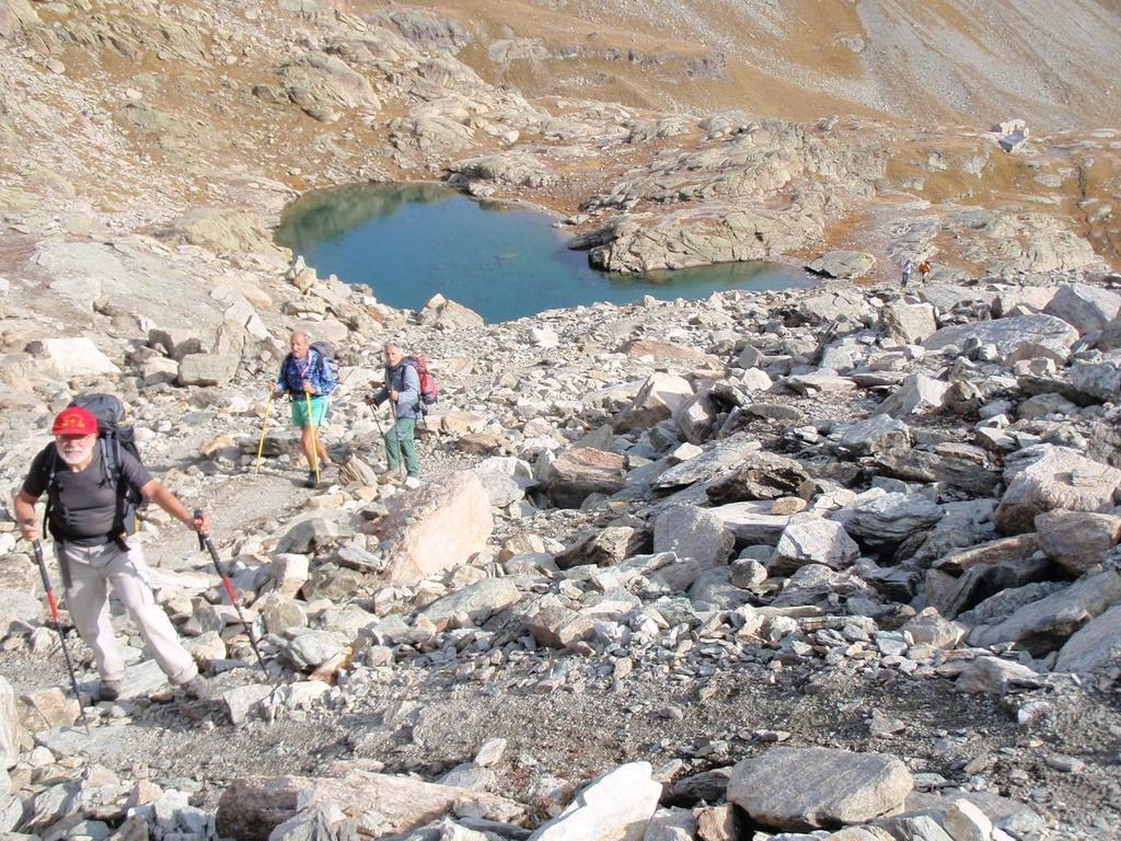 Il lago Pisonet