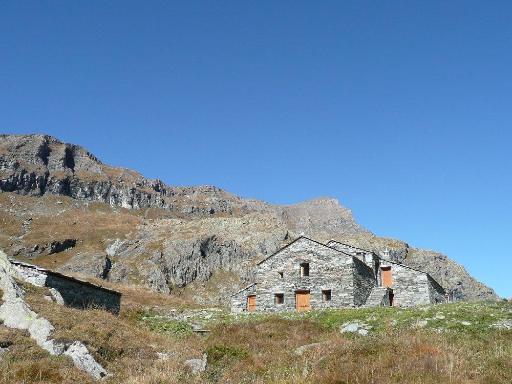 Alpe Hoggen Stein