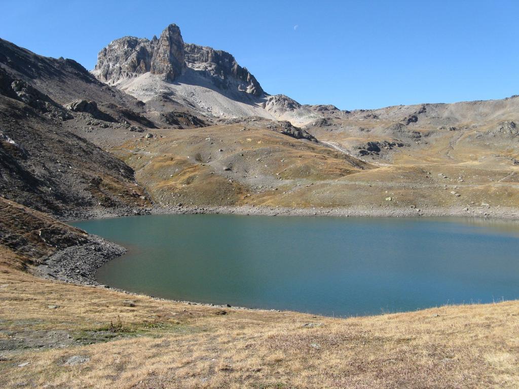 Lago sopra il Rifugio