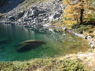 Scorcio dal Lago Vercoche
