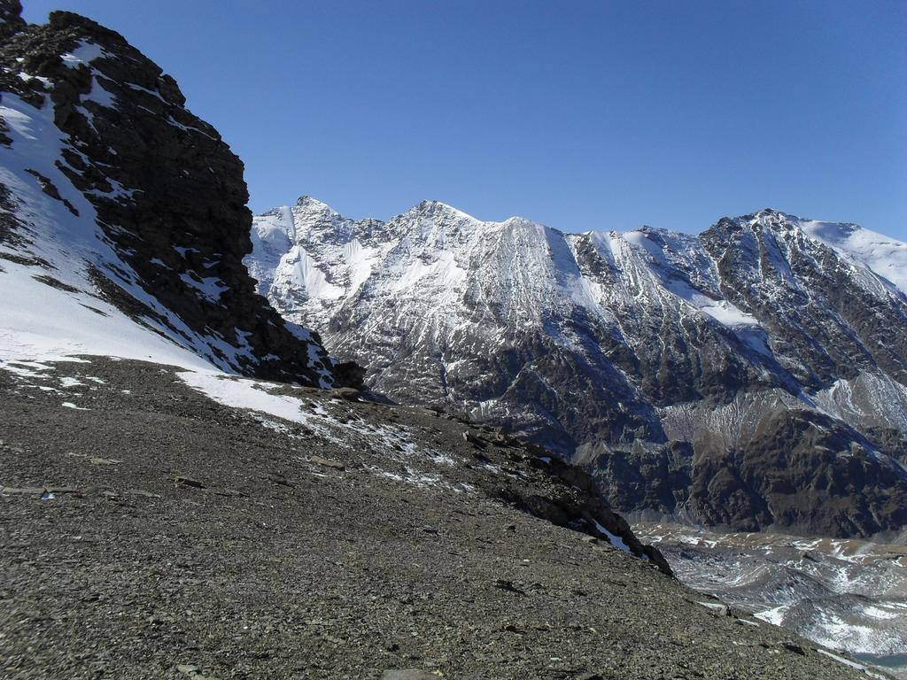 Panorama dal Colle Bassac