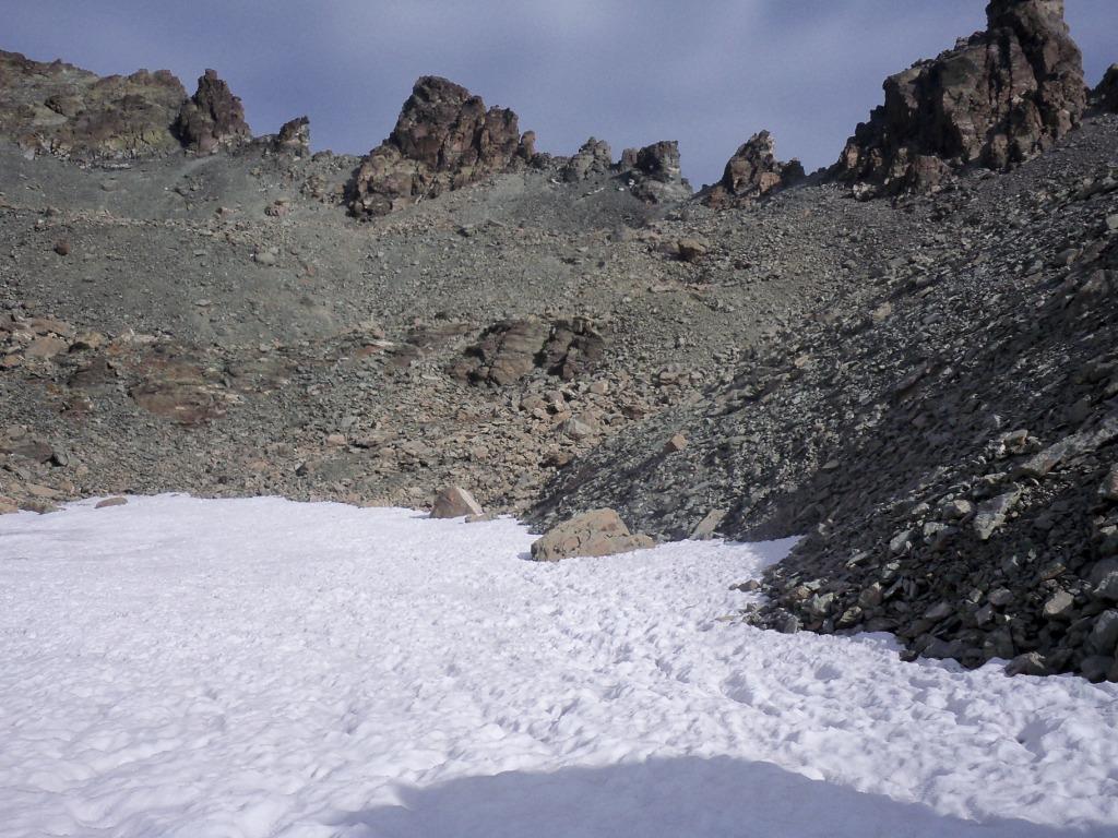 Dante e Michelis (Punte) dal Vallone dell'Alpetto per il passo San Chiaffredo e il Passo Fiorio Ratti 2009-10-15