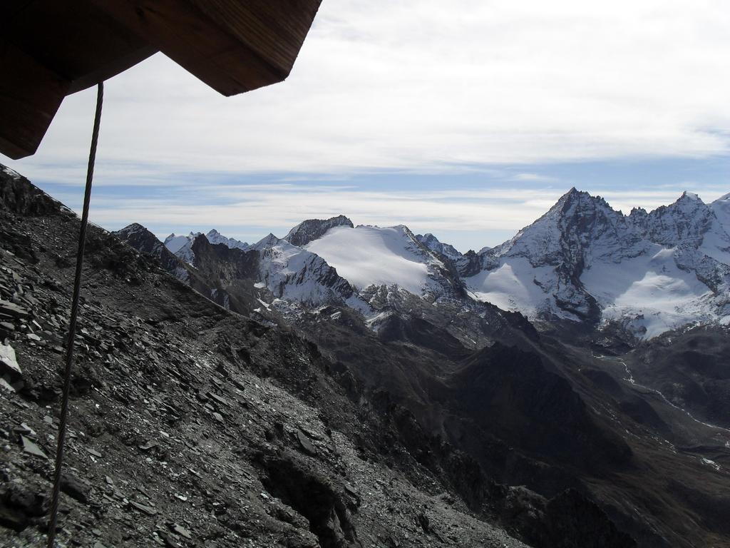 Herbetet e Gran Serra dal Bivacco