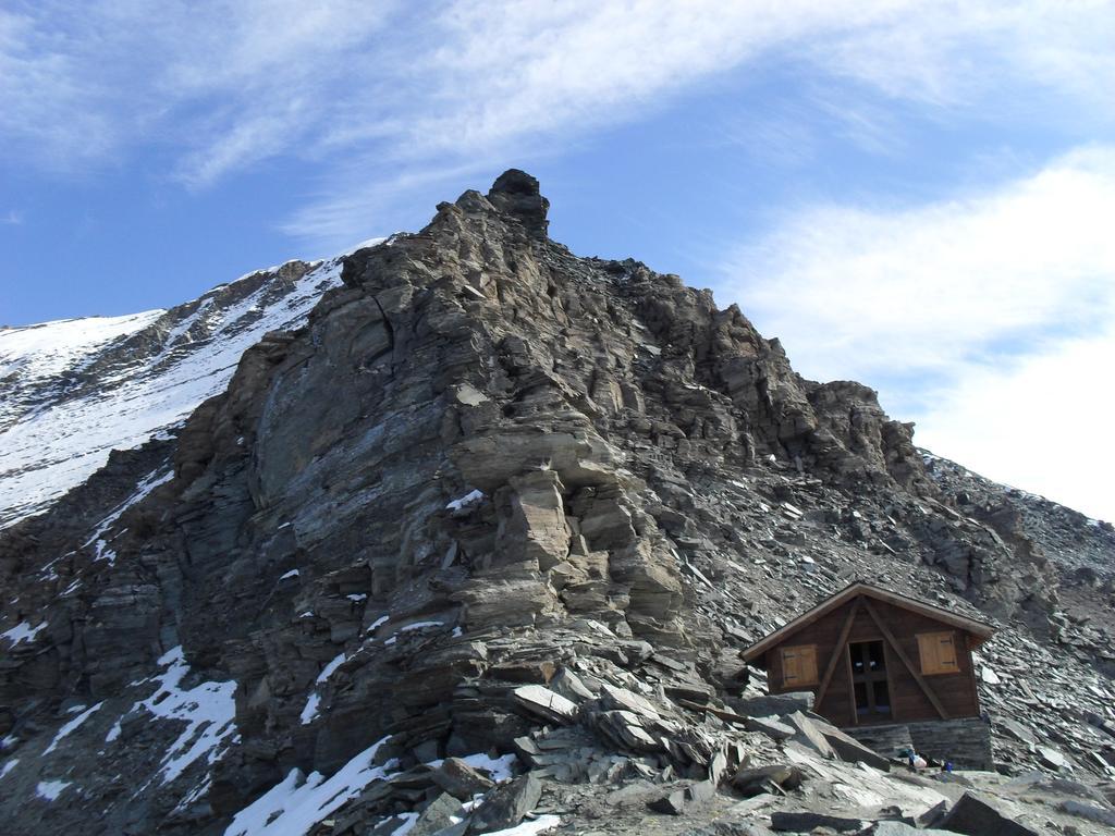 Punta Bianca e Bivacco