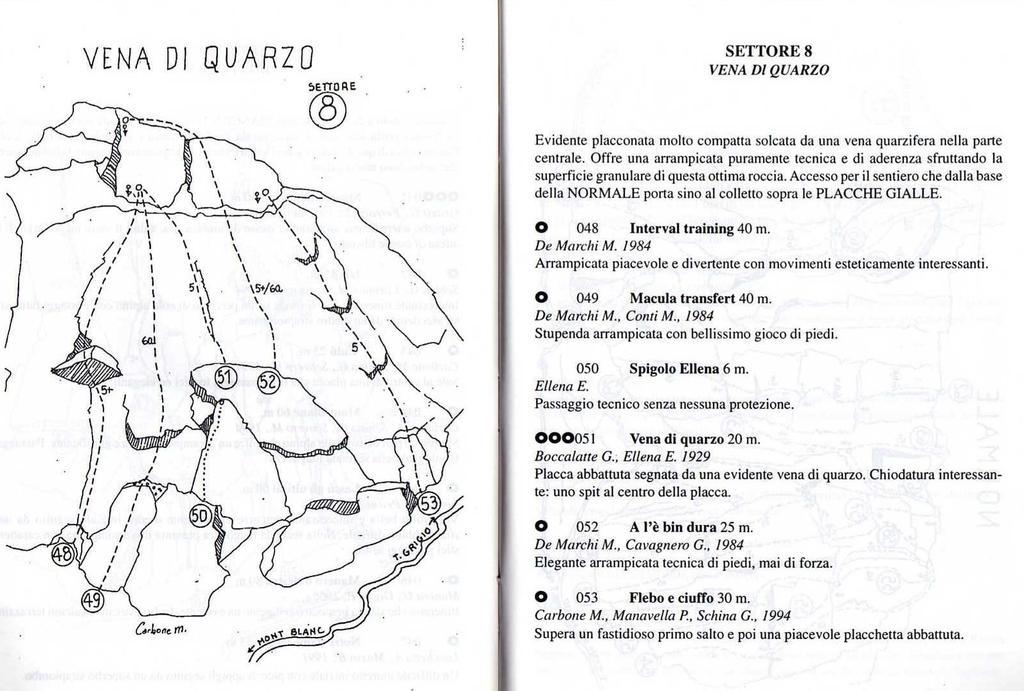 Sbarua (Rocca) Vena di Quarzo 2009-10-16