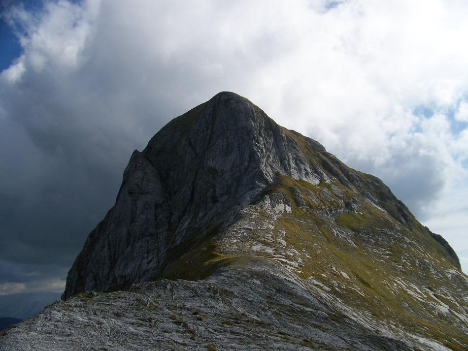 il monte Sunbra