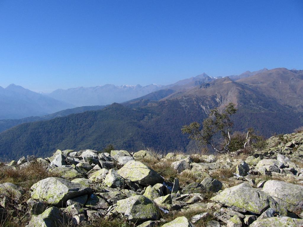 La Val di Susa dal Sapei